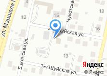 Компания «Лентелефонстрой-Калининград» на карте