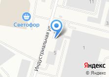 Компания «Калининградский завод ЖБИ Мелиорация» на карте