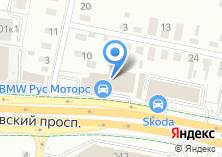 Компания «Рус Моторс» на карте