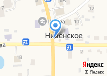 Компания «Мясной двор» на карте