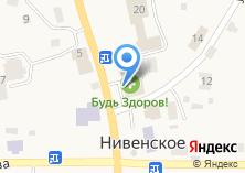Компания «Промтовары №66» на карте