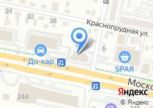 Компания «Русагроэкспорт» на карте