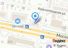Компания «Шторкин Дом» на карте