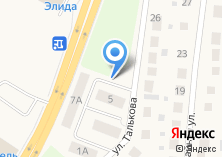Компания «Звездный-3» на карте
