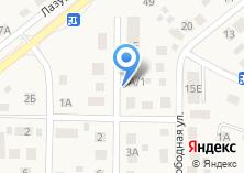 Компания «Строящийся жилой дом по ул. 50 лет Победы (г. Гурьевск)» на карте