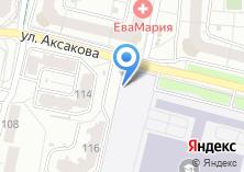 Компания «Строящийся жилой дом по ул. Аксакова 106Б» на карте