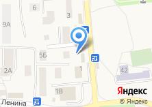 Компания «Первый Хлебозавод» на карте
