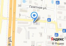 Компания «Парикмахерская в Газетном 2-м переулке» на карте