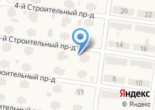 Компания «Строящийся коттеджный поселок по ул. Малая Вокзальная (Рощино)» на карте