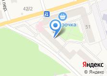 Компания «Кормушка» на карте