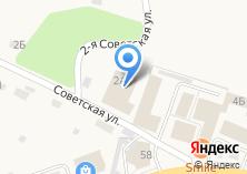 Компания «Баня на Советской» на карте