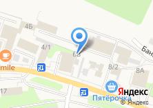 Компания «МетеорСтрой» на карте