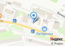 Компания «Магазин горячей выпечки» на карте