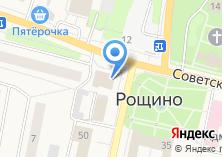 Компания «Магазин промтоваров на Советской» на карте