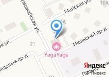 Компания «Шишкин» на карте
