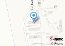 Компания «Энос» на карте