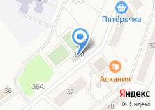 Компания «Магазин хозяйственных товаров на ул. Победы (Тосненский район)» на карте