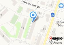 Компания «Почтовое отделение №187332» на карте