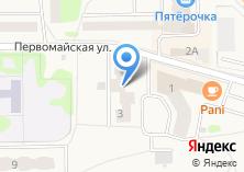 Компания «Муся» на карте