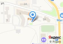 Компания «Автомойка на Первомайской (Тосненский район)» на карте
