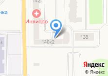 Компания «Sunrise» на карте