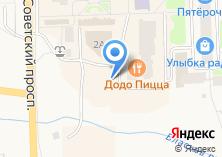 Компания «Автомойка на Школьной (Тосненский район)» на карте