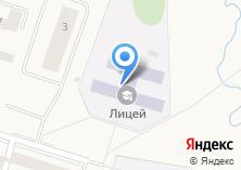 Компания «Лицей» на карте