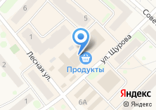 Компания «Магазин постельного белья на ул. Щурова» на карте
