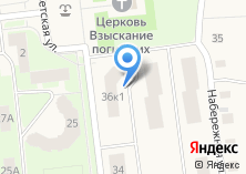 Компания «Невский Бриз» на карте
