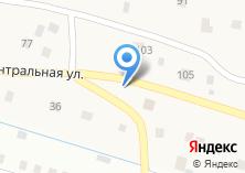 Компания «Магазин пиломатериалов на Центральной» на карте
