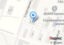Компания «Брянскагрохимрадиология» на карте