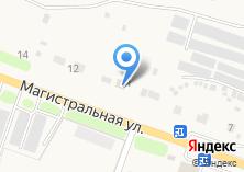 Компания «Метеостанция» на карте