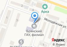Компания «Брянская государственная сельскохозяйственная академия» на карте