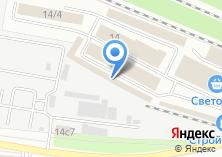 Компания «Мир электрики» на карте
