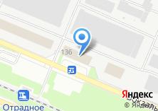 Компания «Первичная профсоюзная организация» на карте