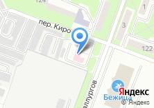 Компания «Брянская городская поликлиника №1» на карте