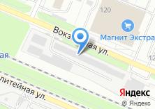 Компания «Корпусная мебель» на карте