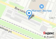 Компания «Командор Брянск» на карте