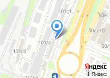 Компания «4G-LTE» на карте