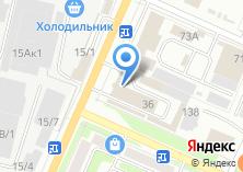 Компания «Сеть мебельных магазинов» на карте