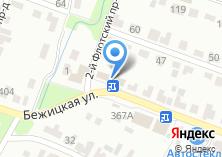 Компания «Отделение батальона ДПС ГИБДД» на карте