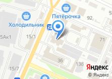 Компания «Суши-бар №1» на карте