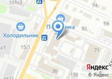 Компания «Ювелирная мастерская на ул. Болховская» на карте