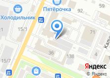 Компания «Вершина-Брянск» на карте