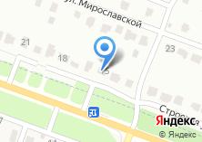 Компания «Промхолод-Брянск» на карте