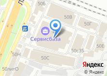 Компания «Горбушка» на карте