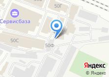 Компания «25 склад» на карте