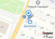 Компания «Ампир» на карте