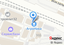 Компания «Продуктовый склад-магазин» на карте