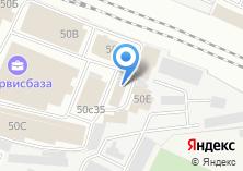 Компания «Аквасан» на карте